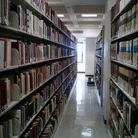 Photo taken at Bird Library by J.Leo A. on 10/9/2012