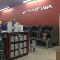 Photo taken at Sherwin-Williams Paint Store by Mark A. on 6/24/2013
