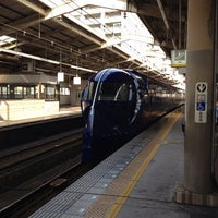 Photo taken at Nankai Tengachaya Station (NK05) by Yasuo O. on 12/23/2012
