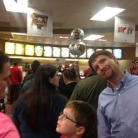 Photo taken at Chick-fil-A by Mark E. on 11/14/2012