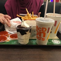 Photo taken at McDonald's by Nadhirah S. on 3/7/2017