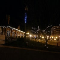 Photo taken at James Riehle Plaza by Valentin S. on 12/15/2012