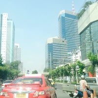 Photo taken at Phra Khanong Junction by Nong J. on 11/22/2014