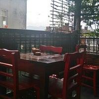 Photo taken at Turkuaz Cafe by Merve Ö. on 8/1/2016