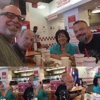 Photo taken at Five Guys by Ken D. on 7/10/2015