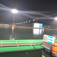 Photo taken at Boat Race Wakamatsu by ゆういち on 1/1/2017