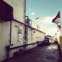 Photo taken at Kapal PLTD Apung by Muhammad Z. on 11/19/2012