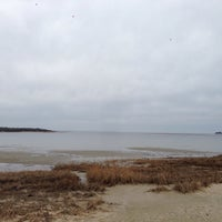 Photo taken at Swifts Beach by Ric M. on 12/29/2013