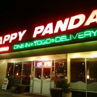 Photo taken at Happy Panda by Carolina on 12/16/2012