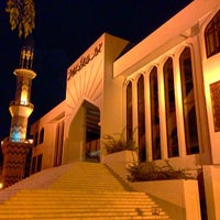 Photo taken at Masjidul Ibrahim by Mighty T. on 11/7/2014