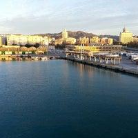 Foto tomada en Puerto de Málaga por Emilio F. el 3/15/2013