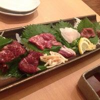 Photo taken at 和食だ!!馬鹿野郎!!! by EMI U. on 9/7/2013