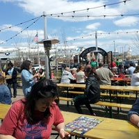 Photo taken at Lowry Beer Garden by Sabrina F. on 5/4/2013