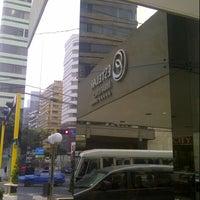 Photo taken at Hotel Estelar Miraflores by Rodrigo B. on 10/12/2012