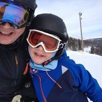Photo taken at Ål Skisenter by Vegard K. on 3/15/2014