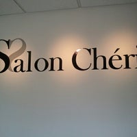 Photo taken at Salon Chérie by Robert K. on 4/24/2013
