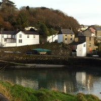 Photo taken at Glandore Harbour Yacht Club by Cormac O. on 12/1/2012