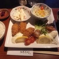 Photo taken at かたたや by Minoru O. on 1/27/2013