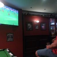 Photo taken at Cork's Irish Pub by Yourik on 4/23/2013