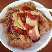 Photo taken at Eng Kee Chicken Wing by Kevin L. on 11/23/2012