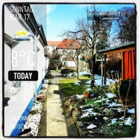 Photo taken at Luckenwalde by Stephan L. on 3/17/2013