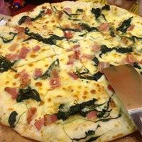 Photo taken at Pizza Hut by Paula O. on 4/20/2013