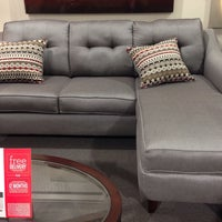 Photo Taken At Value City Furniture By Jessica E. On 9/20/2015 ...