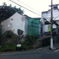 Photo taken at Capela de Santa Luzia by Charles P. on 11/17/2012