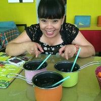 Photo taken at ร้านข้าวต้ม โจ๊ก 41 by Ponpoko_Sue on 3/27/2014