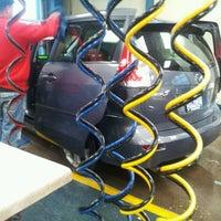 Photo taken at Downtowner Car Wash by Noel N. on 12/21/2012