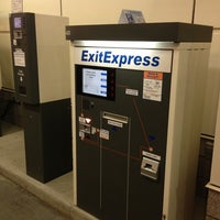 Photo taken at ExitExpress Check-out Booths by Donn B. on 2/7/2013