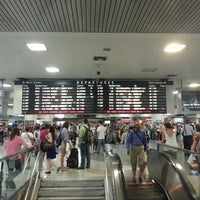 Photo taken at New York Penn Station (NYP) by Attila K. on 7/3/2013