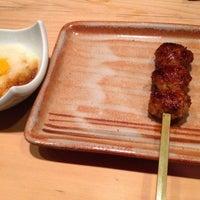 Photo taken at 鳥長 by Ryoji O. on 1/15/2015