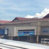 Photo taken at Mactan-Cebu International Airport (CEB) by Ruth D. on 5/27/2013