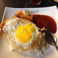 Photo taken at Al-Salam Restaurant by Amira M. on 4/30/2017