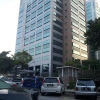 Photo taken at Uptown 3 Bangunan TH by Shurina A. on 3/11/2013