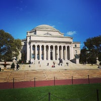 10/26/2013にValiko B.がColumbia University Sculpture Gardenで撮った写真
