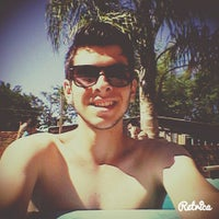 Photo taken at Piscina no Ari 🏊✌ by Augusto S. on 11/8/2014