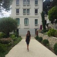 Photo taken at Nouveau Musée National de Monaco - Villa Paloma by Elena C. on 7/9/2017