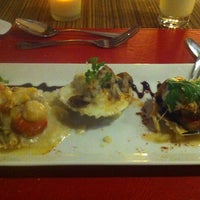Photo taken at Restaurant Rosso - Best Western by Marie S. on 8/21/2013