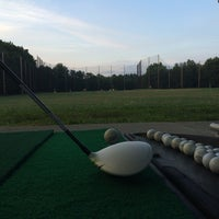 Photo taken at Essex Golf Driving Range by Chris G. on 8/3/2014