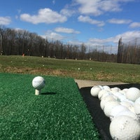 Photo taken at Essex Golf Driving Range by Chris G. on 4/5/2014