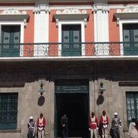 Photo taken at Palacio de Gobierno by Angélica C. on 7/31/2016