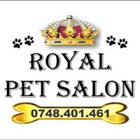 Photo taken at royal pet salon coafor canin si felin by popescu d. on 10/24/2014