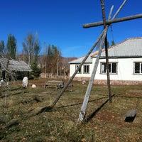 """Photo taken at Хостел """"ашу"""" by Tem К. on 10/22/2012"""