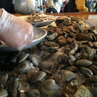 Photo taken at Matunuck Oyster Bar by Jamie F. on 5/25/2013