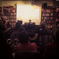 Photo taken at Bluestockings by Doris C. on 1/19/2013