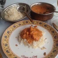 Photo taken at Taj Mahal Romance In Dining by Doris C. on 7/2/2013