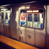Photo taken at Grove Street PATH Station by Doris C. on 11/8/2012