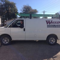 Photo taken at Wallin Plumbing & Heating, Inc by Jade H. on 10/24/2014